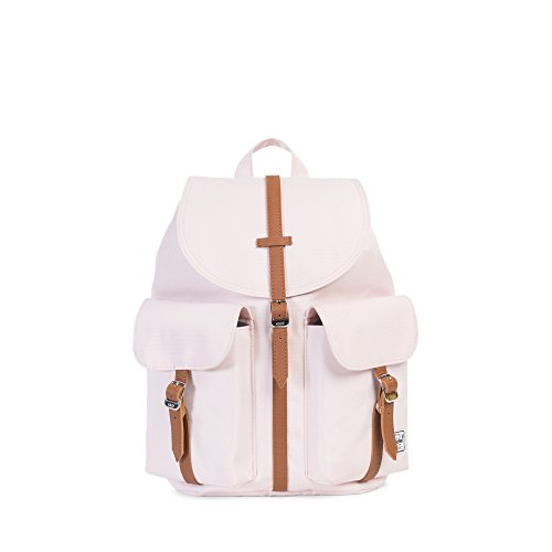 Herschel Supply Company Dawson Casual Tagesrucksack Cloud Pink/Tan Synthetic Leather