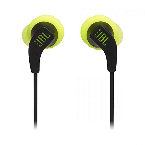 JBL Endurance Run BT Sweat Proof Wireless in-Ear Sport Headphones (Yellow) Image 2