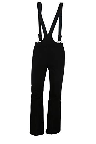 Degré 7 Kid Zac Fus Pantalon de Ski Mixte Enfant, Noir, FR : L (Taille Fabricant : 16)