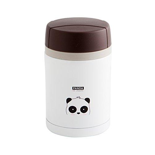 Quid Go Peques Thermosbehälter für feste Babynahrung Panda 27 cl