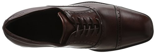 Ecco Ecco Edinburgh, Derby homme Marron (MINK01014)