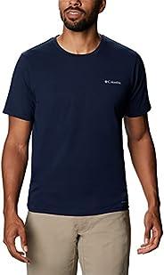 Columbia mens Sun Trek Short Sleeve Tee Hiking Shirt