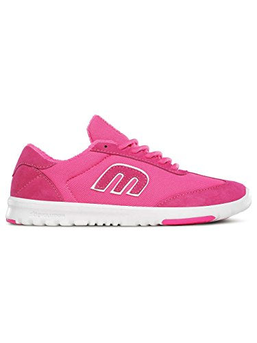 Etnies Lo-cut Sc W's, Chaussures de Skateboard femme Pink (PINK/WHITE/PINK)