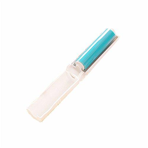 Tragbar Wiederverwendbar Sticky waschbar Staub Roller Fusselroller Haar Entferner Bürste für Kleidung Mantel Umhang