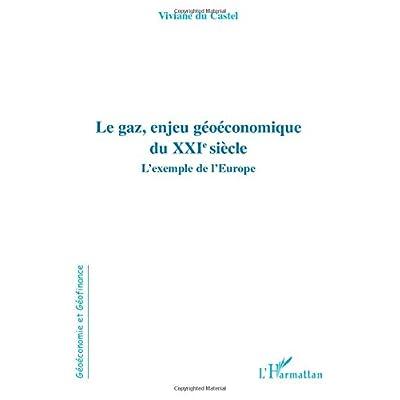 Le gaz, enjeu géoéconomique du XXIe siècle: L'exemple de l'Europe