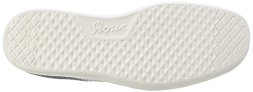 Sioux Grash.-d171-25, Mocassins (loafers) femme Grau (Metal/silber)