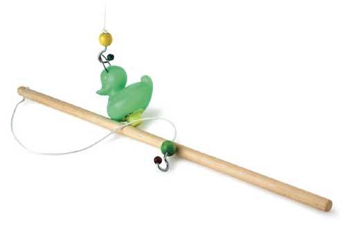 Egmont Toys Kinderangel, Spielangel, Holz-Spielangel