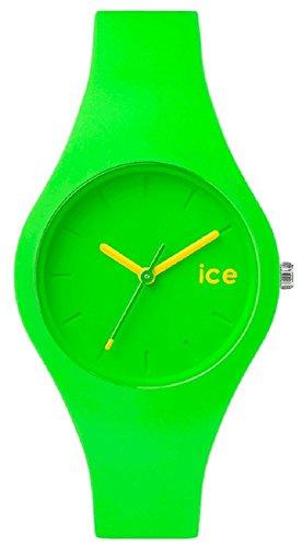 Ice-Watch Unisex Analog Quarz Uhr mit Silikon Armband Ice.NGN.U.S.15