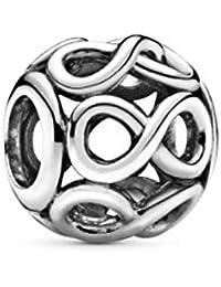 Pandora Bead Charm Donna argento - 791872