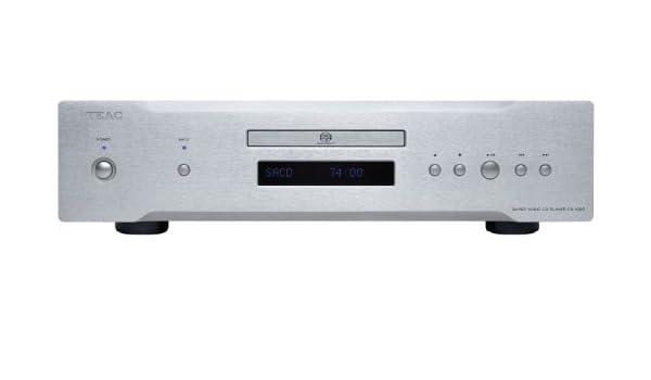 Lecteur CD Argent TEAC CD-1000 S Import Allemagne