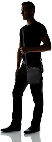Pacsafe Citysafe CS75 Antifurto Corpo e Borsa da viaggio, Teal Black