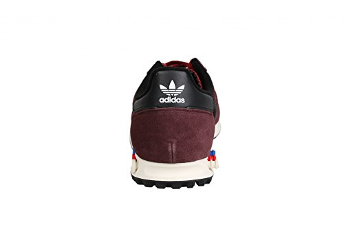 adidas Trainer OG, Scarpe da Corsa Uomo mystery red-core black-night brown (BY9324)