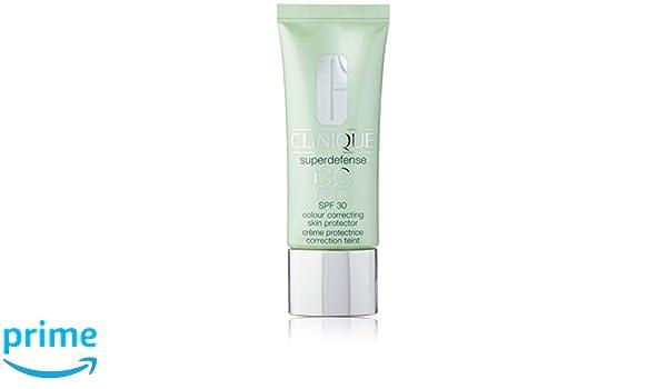 Clinique Superdefense CC Cream with SPF 30: Amazon co uk: Beauty