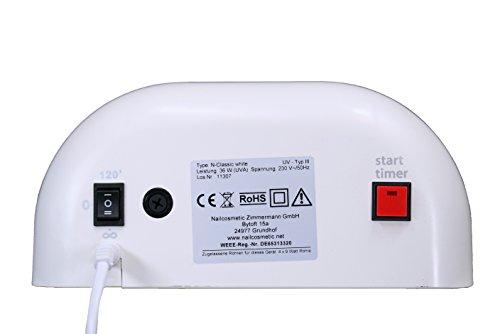 Nagelstudio UV Lampe mit 5 Jahre Garantie - 4