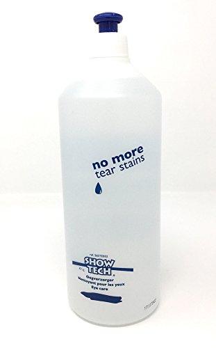 Show tech No More Tears Augenreiniger für Hunde und Katzen 1000 ml