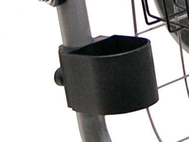 Stockhalter kpl. f.Rollator Cristallo/ Migo(Drive Medical), Zubehör für Rollatoren