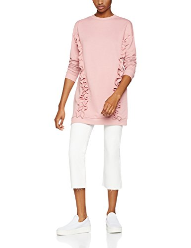 FIND Robe Sweat Femme Rose (Old Rose)