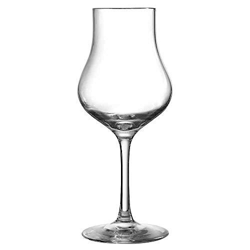 Urban Bar Spirituosenglas 12cl - 6 Stück - Whisky Verkostungsglas