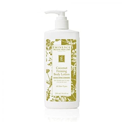 Eminence Organic Skincare Coconut Firming Body Lotion, 8.4 Fluid Ounce by Eminence Organic Skin Care