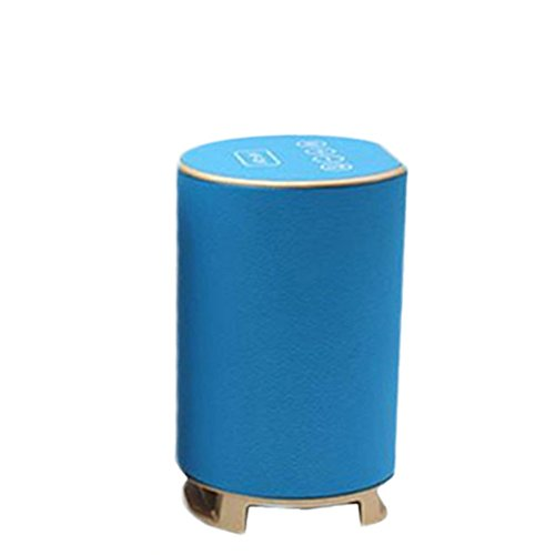 NS Outdoor stereo subwoofer speaker portable wireless Bluetooth 2.1 Card riding Speaker NS-BQ9S (Blue)