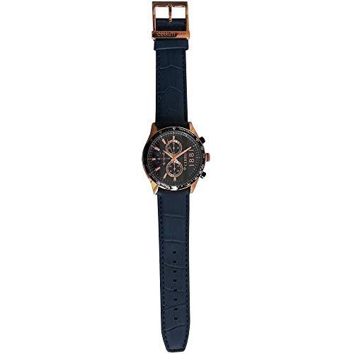 Cerruti 1881 CRA121SRB03BL Montre à Bracelet pour Homme