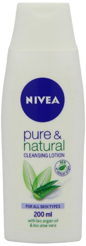 Nivea Visage Pure and Natural Cleansing Lotion 200ml