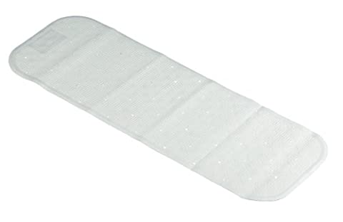 Patterson Medical Bath Mat - X-large, White