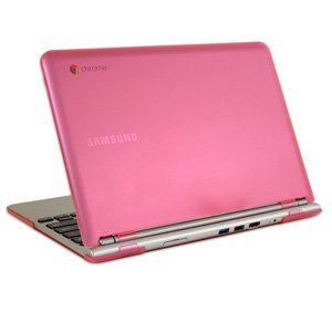mcover-hard-shell-case-for-116-samsung-chromebook-wi-fi-or-3g-laptop-pink