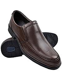 Nouveau Zerimar Chaussures Pour Hommes En Cuir Chaussures Homme Chaussures Habillées De Couleur Noir Élégant Homme Taille 42 la sortie abordable Footlocker Finishline meilleur prix commercialisable S7J3t