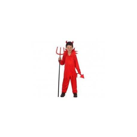 Diavolo Costume Carnevale (Atosa 8422259102878 - Verkleidung Teufel, Größe:)