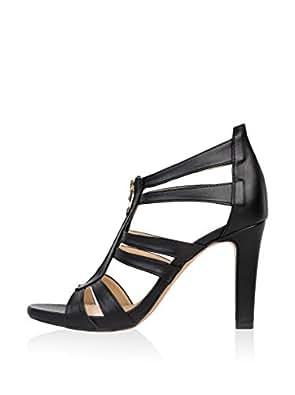 19V69 Sandalo con Tacco Nero EU 40