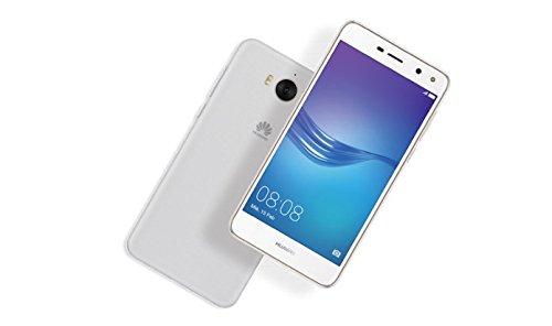 Huawei Y Y6 2017 SIM doble 4G 16GB Blanco - Smartphone  12 7 cm  5    2 GB  16 GB  13 MP  Android  Blanco