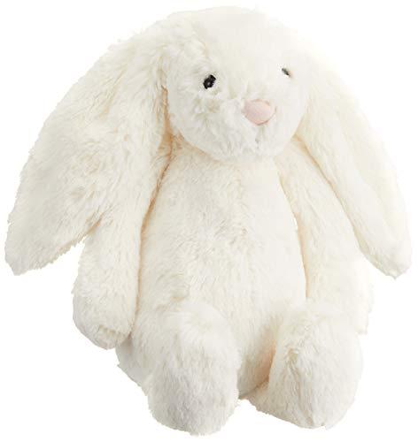Jellycat BAS3BC - Peluche conejo, color crema