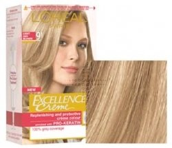EXCELLENCE LIGHT ASH BLONDE - L ' Oreal Excellence Creme Triple Protection