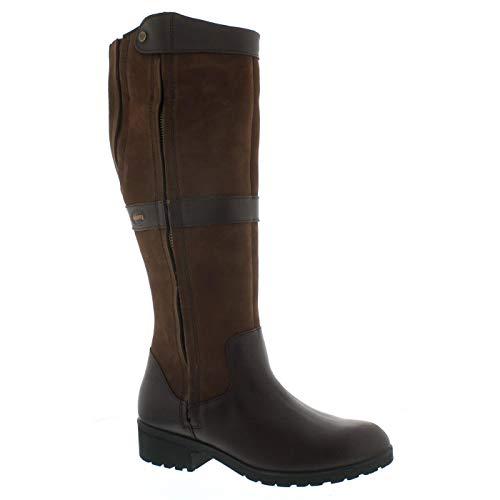 ce120685f8 Dubarry Sligo, Dry Fast - Dry Soft Leder, Walnut, Reißver, Gore-Tex  Ausstattung 3948-52 (Größe: 42)