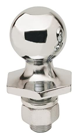 Reese Towpower 7008700 1-7/8 Chrome Steel Interlock Hitch Ball by Reese Towpower