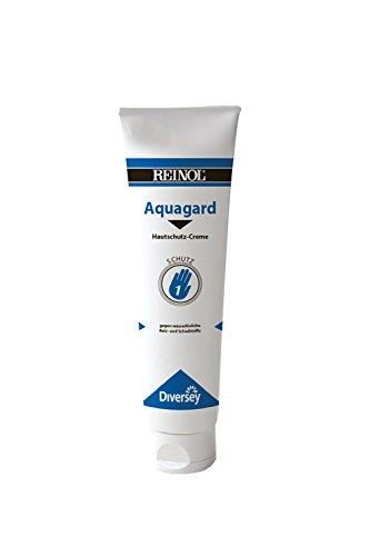 Diversey 7519946 REINOL Aquagard, Hautschutzcreme gegen wasserlösliche Schadstoffe, 0,15 L