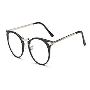 MUCHAO Strahlenschutzbrille Anti-Reflexion Blendfreier blauer Filtersitz UV-Schutz Computergläser