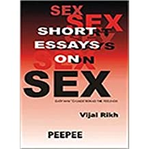 Short Essays on Sex: Volume 1
