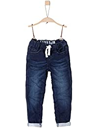 , Blue Denim Stretch 54z1 s.Oliver Jungen 67.912.71.3534 Jeans Herstellergr/ö/ße: 164 Blau