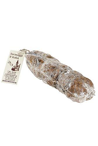 Salame di bonemerse della tradizione cremonese con profumo di aglio 600 gr circa