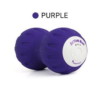 Masajeador Activeball forma cacahuete vibración alta