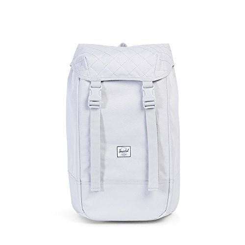 Herschel Supply Co. Iona Quilt Rucksack, Lunar Rock Quilted (grau) - 10234-01238-OS -