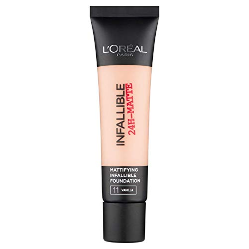 L'Oréal Paris Make-Up Designer Infallible 24H Matte