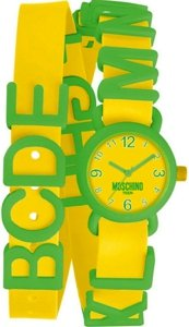 Moschino Teen WM0329 - Montre Fille - Quartz Analogique