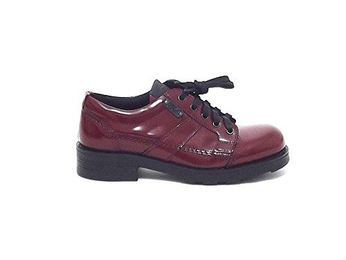 Oxs donna, 1905, scarpa pelle bordò nr 40 A6102