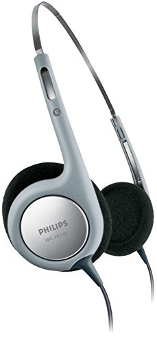 Philips Lightweight SBCHL140/00 On-Ear Headphone (Black)  available at amazon for Rs.299