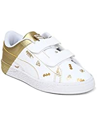 Puma Unisex's JL Basket PS Sneakers