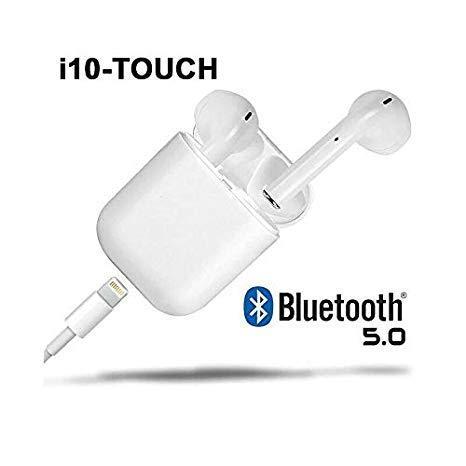 TWS i10 Bluetooth Kopfhörer Ohrhörer True Stereo für IOS iPhone 8 XS Max Android Stereo-ohrhörer