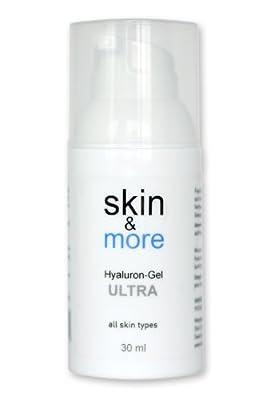 Hyaluron-Gel Ultra Skin & More Proseries Ultra 30 ml: Hyaloronsaeure Konzentrat Anti-Aging Gesichts-Pflege, Augen-Pflege und Haut-Pflege, Serum Hyaluronsaeure.